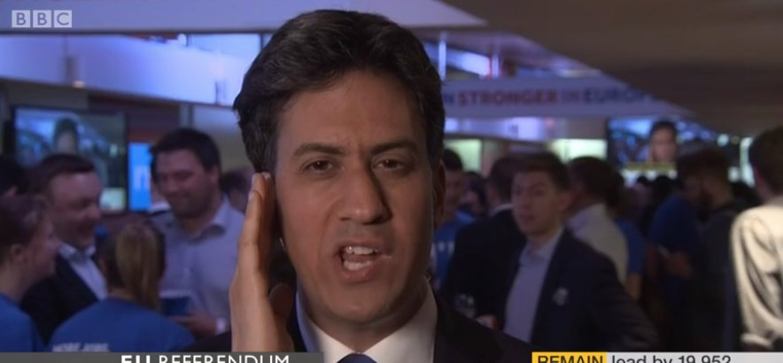 Ed's properly in the mix at the #Remain Boiler Room https://t.co/twyR8L5YOS