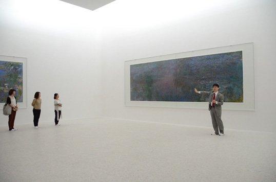 【ブログ更新】地中美術館、モネ(室)の魅力 ― モネ研究者、三菱一号館美術館・安井裕雄氏による勉強会を開催しました。内容を少しだけご紹介します。https://t.co/1XFLouFyP9 https://t.co/79J8uDzirH