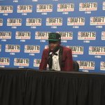 """""""I know Boston has a lot of history, a lot of tradition, and I want to add to that,"""" says Jaylen Brown. https://t.co/KF4KxA3tAU"""