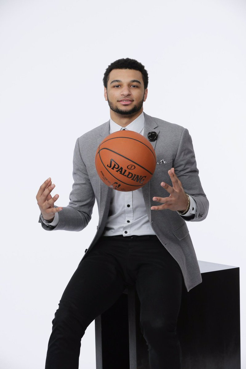 With the 7th pick in the 2016 #NBADraft, the Denver Nuggets select Jamal Murray!   #WelcomeToDenver https://t.co/tKs4Dpbjkp