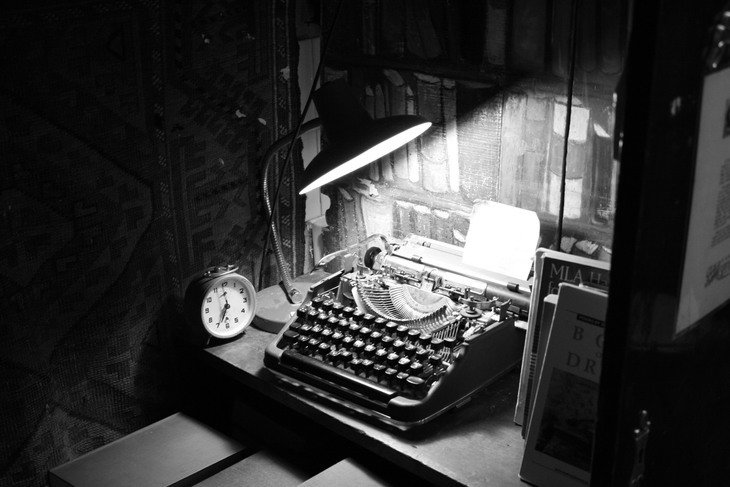 RT @hitRECord: Who knew 'National Typewriter Day' was a thing? Better celebrate w/ a new writing challenge… https://t.co/TrbWFhijQw https:/…