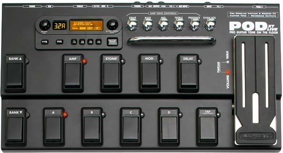 #tbt to #PODXTLive that gave guitarists an unparalleled level of guitar tone versatility and innovation #line6 #tone https://t.co/9jMWE3uNcV