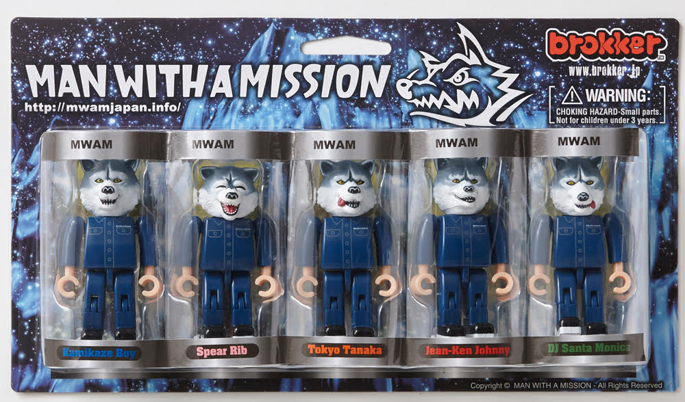 遂に解禁!! MAN WITH A MISSIONのbrokkerが発売!!  MAN WITH A MISSION https://t.co/PcN8a6rGVS