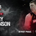 Welcome to the squad, Henry! @henryellenson13 is our pick at 18! #DetroitProud https://t.co/KC1nL7VBqN