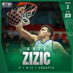 See you in Boston, Zizic! https://t.co/jR4QGKgVLv