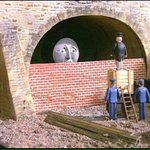 Live scenes from the Channel tunnel. https://t.co/l04wXKpjaq