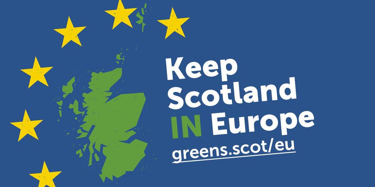 Scotland looks set to leave the European Union, but not by choice. Sign our petition. https://t.co/CzQoEzi0hV https://t.co/ENtSAS8qSm