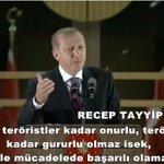 """""""Onurlu"""" ve """"gururlu"""" terörist! Teröristleri övüp, Türk askerine örnek göstermek! #ProtestoEdiyorum https://t.co/SAxxfAaQDL"""