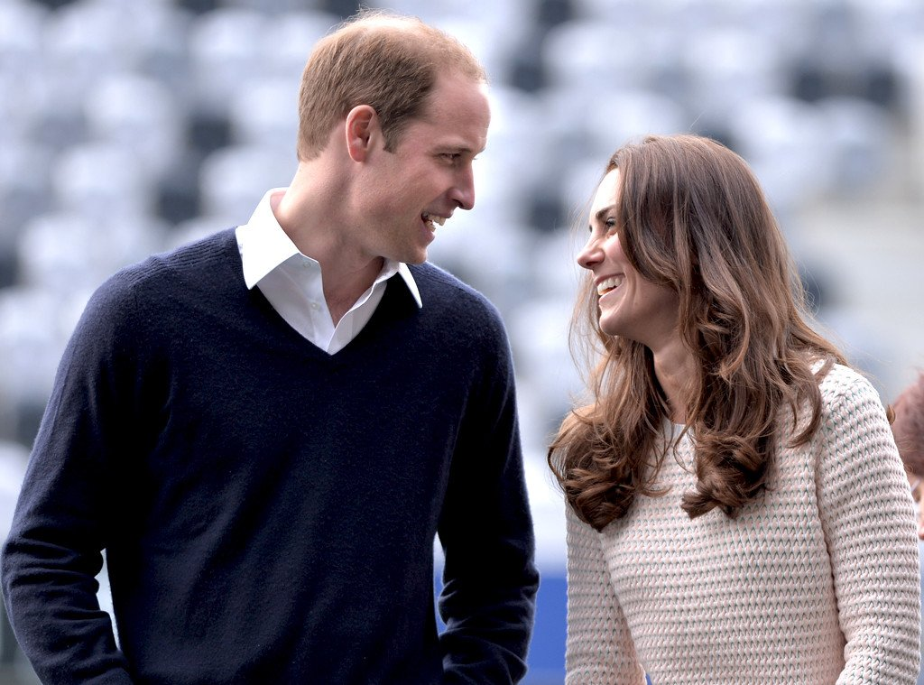 Definitive proof Prince William and Kate Middleton are a bunch of royal jokesters: