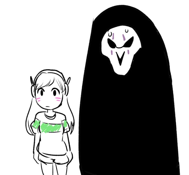 spirited away au https://t.co/CouXDKAtYw