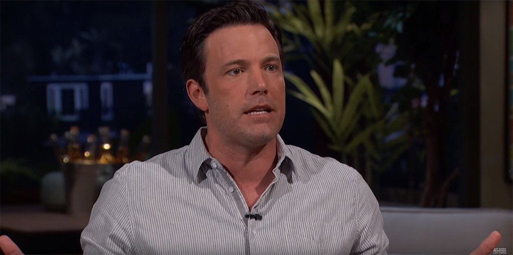 In case you were wondering: Ben Affleck had exactly 18 f--ks to give about his Pats.