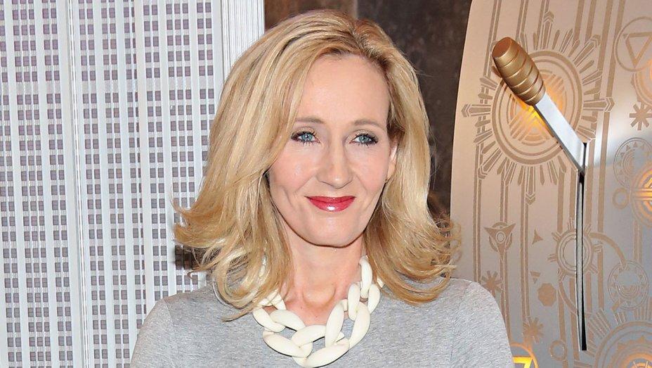 J.K Rowling Says She Never