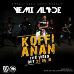 @UNHumanRights WATCH #KOFFIANAN Video BY YEMI ALADE (@Yemialadee) https://t.co/KNjN5MtKQJ PLS RT CC @AliyuTaiyeG https://t.co/9mWFAr6p5V