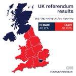 A Escocia se la amenazó que con la independencia, saldrían de la UE. Tras no independizarse, los han sacado de la UE https://t.co/oTgdyx0lN7