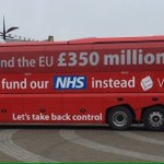 """""""Nobody said that theyd spend the £350million a week on the NHS"""" https://t.co/uu7Uhphrsp"""