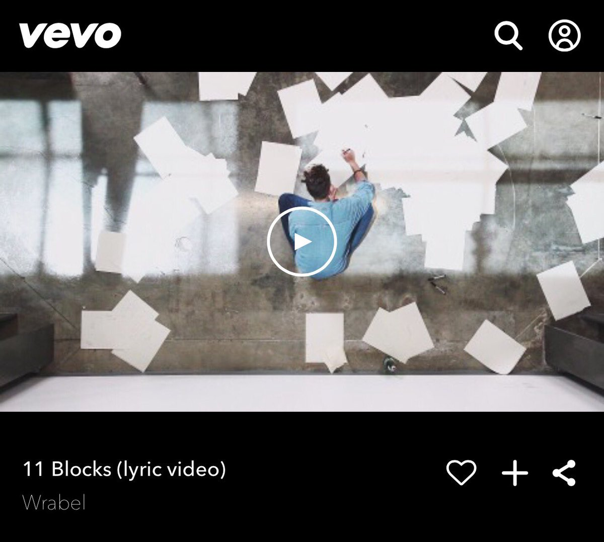 """""""11 blocks"""" lyric video is here.  i am so proud of this song.  it's me. it feels like me.  https://t.co/KGUEyNyEfZ https://t.co/iyd6qgNWVu"""
