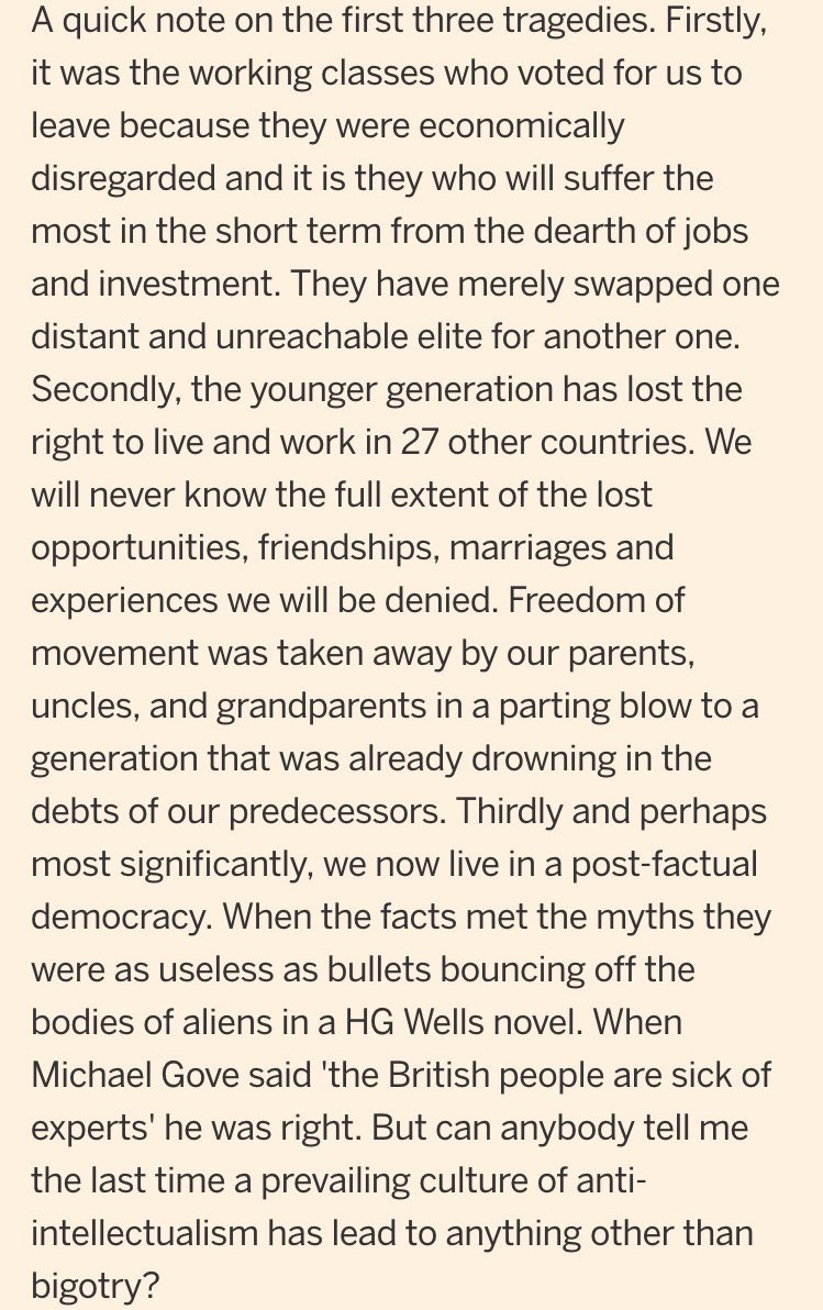 This is an incredibly prescient comment on the FT site: https://t.co/VBlgzKULrI