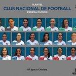 El domingo se jugará la tercera edición del clásico entre @CNFfutfem1899 y Peñarol - 14:30hrs - Estadio Nasazzi https://t.co/HTGaM4xU85
