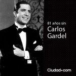 81 AÑOS SIN GARDEL El 24 de junio de 1935 fallecía en Colombia el cantante de tangos argentino Carlos Gardel. https://t.co/Naof2bmqqd