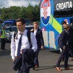 #Vatreni are on their way to Lens where they will play against @selecaoportugal on Saturday.#CRO #EURO2016 #BeProud https://t.co/4Ozk8LVQx7