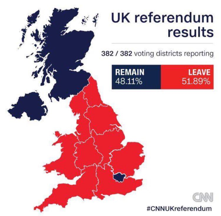 Soooo London, when is the vote to LEAVE the UK? Can we not stand alone? Clearly we are in 2016. The rest... IDK https://t.co/YJyHAUIFnG