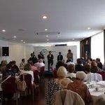 Comezamos o último día de campaña cun almorzo coa xente do @PP_Ferrol . Danos a benvida @JoseManuelRey https://t.co/G6IZcFb1MN