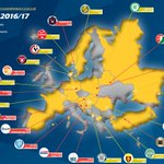 RT @ehfcl: Women's #ehfcl teams confirmed! 13 teams granted a place in the group matches, 12 must compete in qualification. https://t.co/Dk…