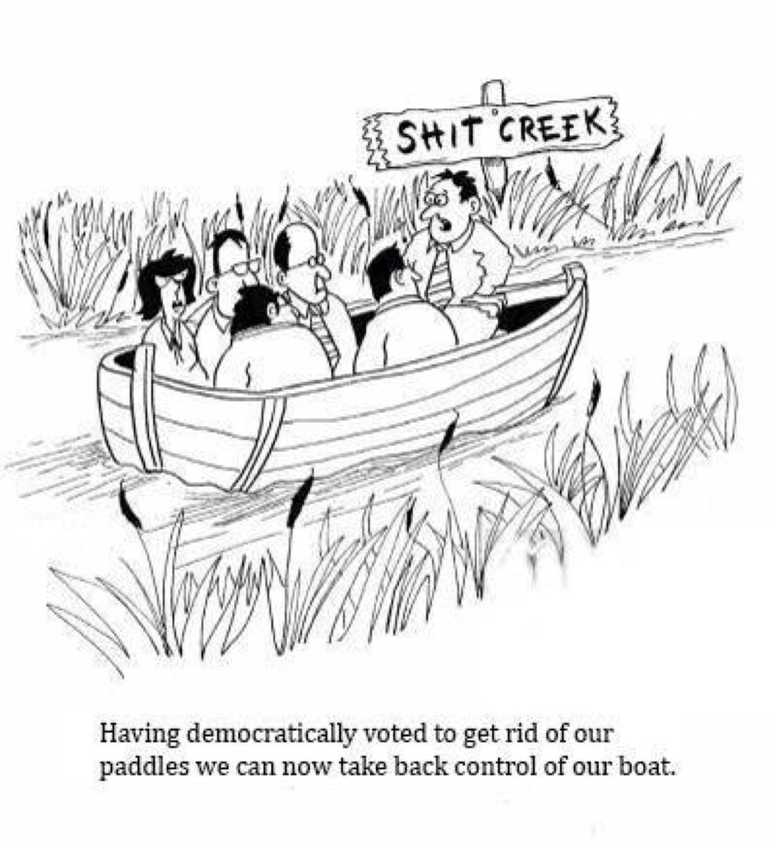 A fair summing up…