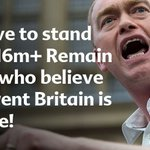 I am devastated and I am angry. Today we wake to a deeply divided country. This is #NotMyVote! #EURefResults https://t.co/6UfaBLtyEt
