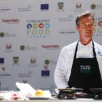 .@Kevindundon will be providing free cooking demos at @CorkKerryFood Forum tomorrow between 12-5pm at City Hall! https://t.co/y750K1m6GO