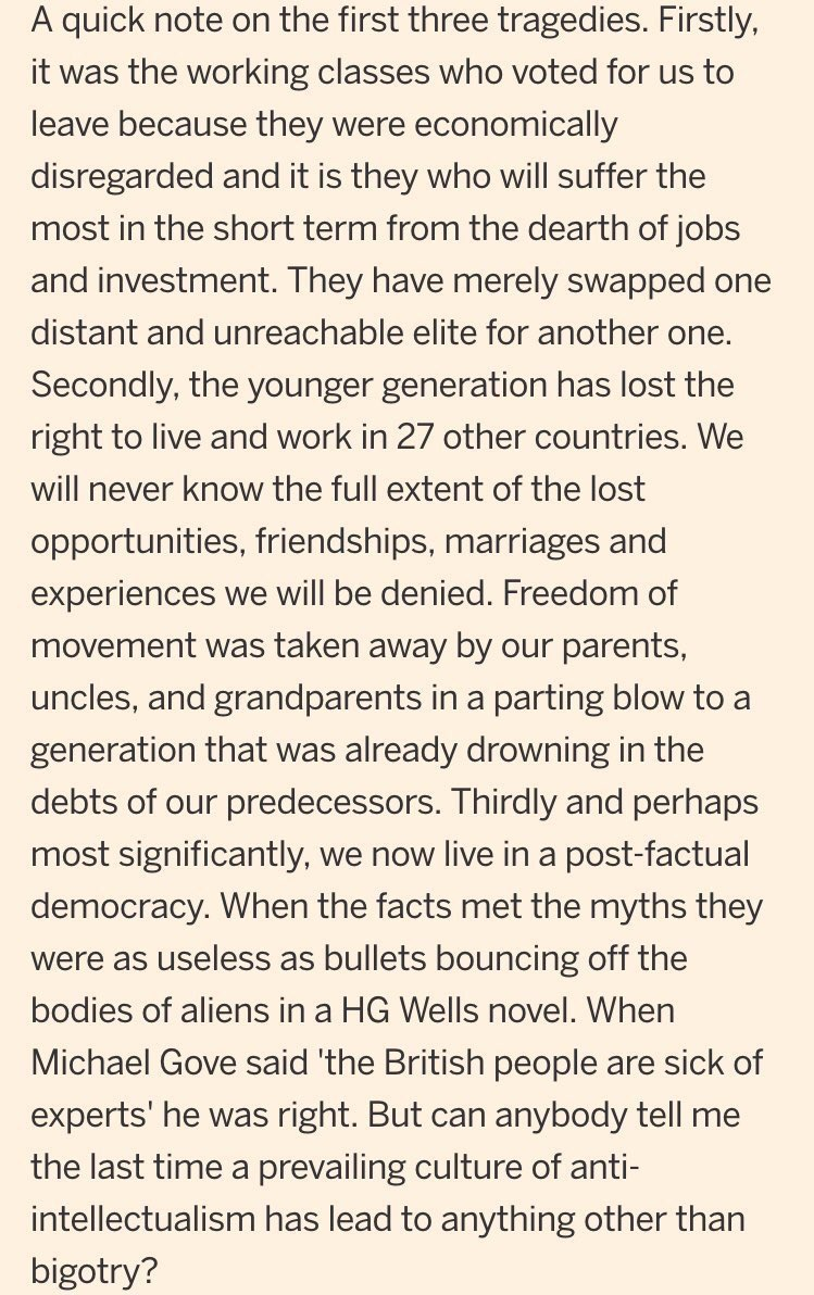 This is superb in the FT. Made me cry a little bit #EURefResults https://t.co/DrmvlqcbvC