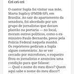 Pausa para apreciar as aventuras do Charada Brasileiro https://t.co/MVX46ISODA