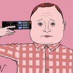 Карикатурист @Sergey_Elkin предупреждает: телепропаганда опасна для вашего здоровья! https://t.co/NDdlIQ7xua