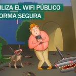 No bajes la guardia de tus dispositivos durante el verano. ¡Ojo con las wifi públicas!. https://t.co/Cw9T30WIYA https://t.co/jKklOt6jhm