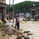 Hundreds of thousands without power, boy swept away in West Virginia flooding https://t.co/ycIdMzUyTx https://t.co/sHj9rZBpYa
