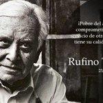 #UnDíaComoHoy de 1991 murió Rufino Tamayo, artista oaxaqueño considerado uno de los más prolíficos del país. https://t.co/UQB6us2NQz