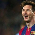 ¡Felicidades, CRACK! No hay nadie más grande que tú, eres el mejor de la historia. Gracias por se culé. #Messi29 https://t.co/99kbxjPINT