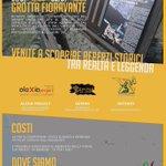 Grotta Fioravante visite guidate 1/7 e 3/7 @dinosaurantonio #discovertrieste #TriesteSocial https://t.co/OX7wgwswAh
