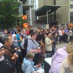 A huge & diverse crowd out for @NorQuests celebrations for National Aboriginal Week! #ableg #yegdt https://t.co/KVgiMU46V3
