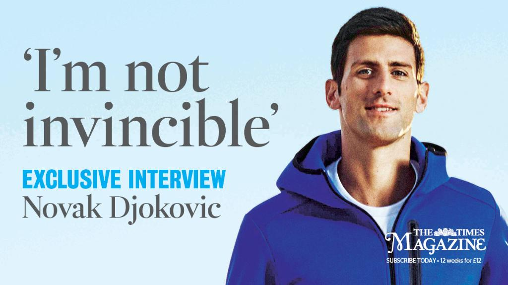 Are you sure, @DjokerNole?!