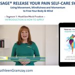 https://t.co/hxIs10Ty6r Need #pain relief? Sign up 4 our #FREEWEBINAR to Release Your Own #pain https://t.co/A0rZn1TvRJ