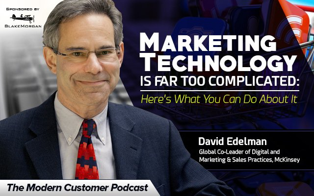 #Marketing Technology Is Far Too Complicated: Here's What You Can Do About It https://t.co/gqMn7Gwn5T @davidedelman https://t.co/2FDkeWVqrb