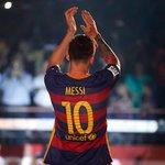 Hoy estamos celebrando el cumpleaños de Leo Messi ¿Ya le has enviado tu felicitación con el hashtag #Messi29? https://t.co/7pRsjJqS6N