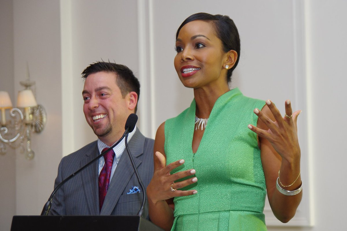 Fantastic job as presenters last night. The epitome of class, bonhomie. @CYNNEFOX5 @NickCarberry #power30under30 https://t.co/b3Scir0LmL