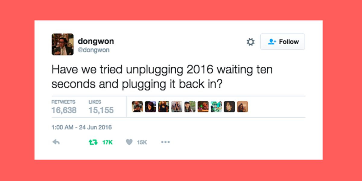 Laugh over these tweets about #Brexit to keep from crying https://t.co/Le854C5hG9