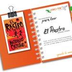 #BuenViernes #LeerTeToca #CECyTE recomienda novela vertiginosa sobre adolescentes y desaparecidos de @AntonioOrtugno https://t.co/KpSSnRcKZu