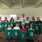 Huge Thanks to Jonny Sexton for presenting the Jerseys to W7s squad this eve @IrishRugby https://t.co/vXDnszzkUw