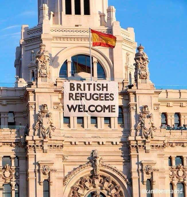 LOL  RT @biancatesfaye1: This made my day. Nicely done Spain. :))) via @Warden_AoS   #BrexitVote https://t.co/pPfqPTAhC9
