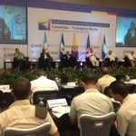 Felicitaciones a los hermanos de las FF.AA de #Colombia por consecución de #Paz: Dr. Rivas #AlianzaSeguridadyDefensa https://t.co/hm3gkUJdgS
