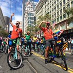 Spot the #PRIDEBIKE and share a pic on social media for a chance to ride with BABS & SFMTA in the #SFPride Parade! https://t.co/Byk4qwOMKc